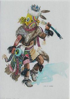 """""""Kachina Dancers"""""""