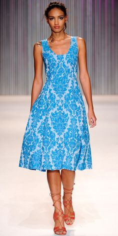 Tracy Reese Spring 2014
