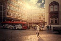 Student Square - Belgrade, Serbia