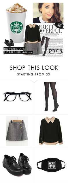 """""""Plaid Skirts"""" by lululafitte on Polyvore featuring moda y Avenue"""
