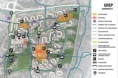 Saupstad/Kolstad – Strategisk uteromsplan – Agraff Arkitektur