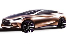 Infiniti Q30 Concept Sketch Revealed Before Frankfurt Debut - Motor Trend WOT