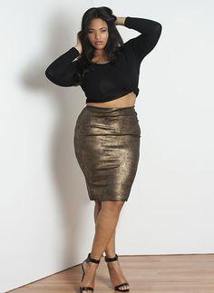 love the skirt....