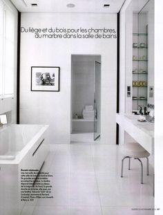 ELLE DECORATION FRANCE - LC8, design Le Corbusier, Jeanneret, Perriand