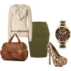 """Leopard 3"" by mandahall on Polyvore"