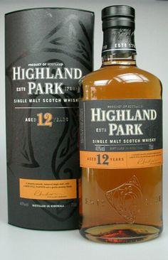 Highland Park 12 yrs, 89/100pts//JL Nose: 24 Taste: 22 Finish: 21 Balance: 22