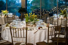 Tappan Hill ballroom decor