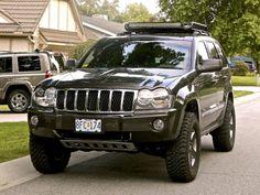 Lifted Jeep Cherokee, 2005 Jeep Grand Cherokee, Jeep Grand Cherokee Laredo, Jeep Wk, Jeep Cars, Auto Jeep, Jeep Xj Mods, Black Jeep, Old Jeep
