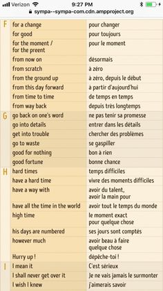 French Words Quotes, Basic French Words, How To Speak French, Learn French, French Language Lessons, French Language Learning, Learn A New Language, French Lessons, French Travel Phrases