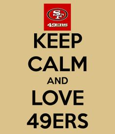 49ERS play so Awesome its hard to keep calm!