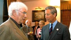 The Prince of Wales is to read Seamus Heaney's poem The Shipping Forecast to mark the start of National Poetry Day.