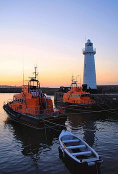 Donaghadee lighthouse,Northern Ireland