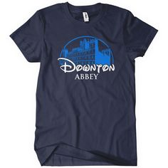 Downton Abbey T-Shirt Funny Cheap Tees TextualTees.com - 2