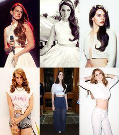 Lana Del Rey fashion