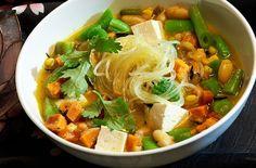 Curry-Tahini-Shoyu Noodle Soup Recipe on Yummly