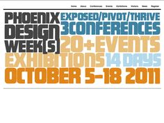 phxdw site by Mark Dudlik