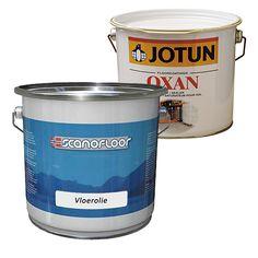 Jotun Oxan Olie - Uitstekende Vloer Olie
