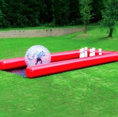 giant bowling