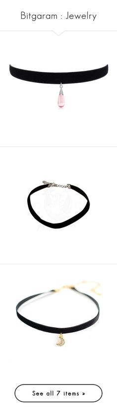 """""""Bitgaram : Jewelry"""" by target-dangerzone ❤ liked on Polyvore featuring jewelry, necklaces, accessories, chokers, choker necklace, pink opal necklace, drop pendant necklace, opal necklace, pink jewelry and choker"""