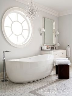 The Enchanted Home: White marble bathroom Spa Bathroom Design, Bathroom Spa, Bathroom Lighting, Modern Bathroom, Bathroom Ideas, Mosaic Bathroom, Washroom, Bathroom Interior, Tranquil Bathroom