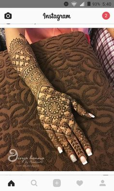 70 Ideas For Punjabi Bridal Mehndi Designs - Wedding mehndi - Henna Designs Hand Henna Hand Designs, Mehndi Designs Finger, Wedding Henna Designs, Indian Henna Designs, Engagement Mehndi Designs, Latest Bridal Mehndi Designs, Mehndi Designs For Girls, Indian Wedding Henna, Henna Tattoo Designs Arm