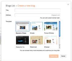 Sweet Verbena blogging tips