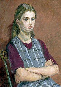 BBC - Your Paintings - Henrietta Garnett