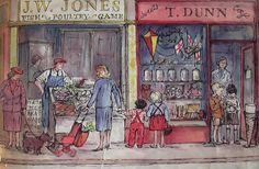 Lucy & Tom's Day (1960) by Shirley Hughes