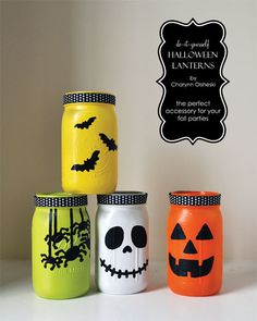 Inspiration: Halloween Decor | The Rainy Day Box