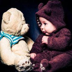 Cute Baby Names for Boys #teddy #adorable
