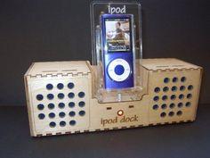 iPod Stereo Amplifier - Hardenhuish School