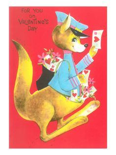 For You on Valentine's Day, Kangaroo