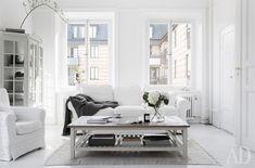 Квартира в Стокгольме площадью 44 кв. м, собирающая множество лайков в инстаграме   AD Magazine