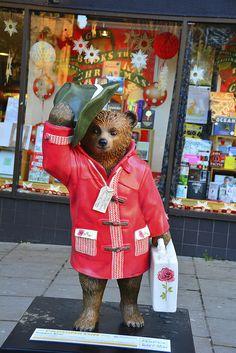 Paddington Bear Trail, Dapper Bear By Guy Ritchie | Flickr - Photo Sharing!