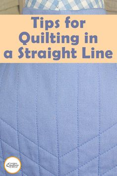 26 Ideas Walking Foot Quilting Designs Straight Lines Painters Tape Machine Quilting Patterns, Longarm Quilting, Free Motion Quilting, Quilting Tips, Quilting Tutorials, Quilting Projects, Quilting Stitch Patterns, Patchwork Patterns, Quilting For Beginners