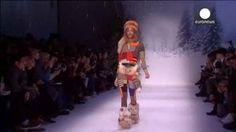 Moschino presenta en Londres su nueva colección masculina