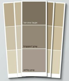 HC 86 Kingsport Gray Not quite brown, not quite grey but a warm, rich, complex colour