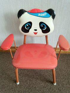 パンダ椅子