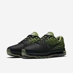 the best attitude 081f5 2f0db Chaussure Nike Air Max 2017 Homme Noir Olive