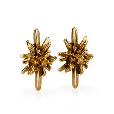 Gaia Spike Earrings, $88, now featured on Fab.