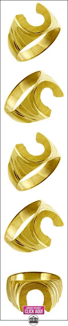 Pequeños Tesoros - Anillos Hombres Alianza De Boda 10 Kt Oro 471/1000 Sortija De Sello - Herradura Oro  ✿ Joyas para hombres especiales - lujo ✿ ▬► Ver oferta: https://comprar.io/goto/B0124KY2NO