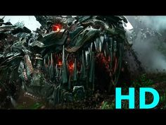 Transformers 4 - All Dinobot Scenes IMAX HD - YouTube