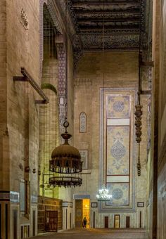 Cairo is home to a beautiful historical Islamic core. This gallery shows the historical Muizz Street with various buildings and two main mosques Al-Rifai and the Sultan Hassan Mosque.