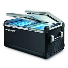 Dometic erweitert sein Programm von Kompressor-Kühlboxen, die gleichzeitig Kühlen und Gefrieren ermöglichen: Mit der CFX 95 DZW kommt das größere Schwestermodell der 65 DZ auf den Markt. Sie mit 85 Litern deutlich mehr Nutzinhalt.