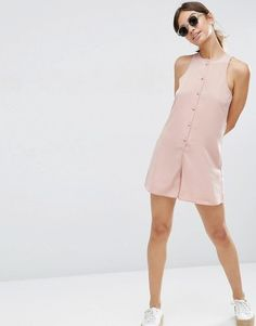 90d82dcdad Discover Fashion Online Pink Playsuit