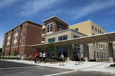 Falcon Heights http://www.bgsu.edu/residence-life/housing-options/falcon-heights.html
