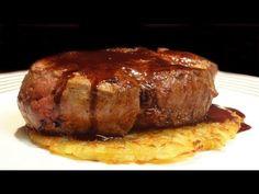 Cómo cocinar filet mignon - Carne - Comida y Bebida - Practicopedia.com
