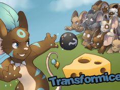 STEAM TRANSFORMICE