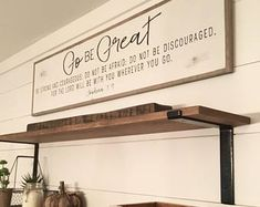 CREATED TO BE 2X3 distressed shabby chic painted wooden sign Shabby Chic Vintage, Style Shabby Chic, Shabby Chic Kitchen, Style Vintage, Shabby Chic Decor, Vintage Diy, Vintage Table, Rustic Style, Rustic Chic