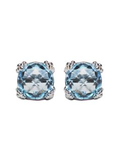 dazzling deep blue topaz by ANZIE...love her work...and there's that darn blue again...blue blue i love you